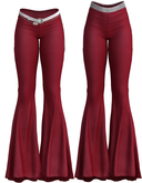 Blueberry - Alicia - Flare Pants - {Extra 9}