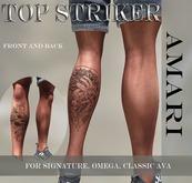 Top Striker ~ Amari ( unisex )