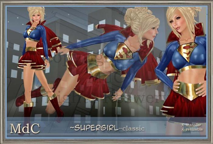 MdC~supergirl~classic