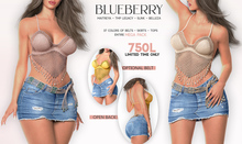Blueberry - Elise - Top / Skirt / Belt - Mega Pack
