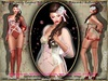 irrISIStible : SPRING FRIVOLITY LINGERIE OUTFIT + 3 TEXTURE HUD