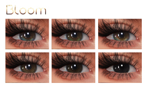 BLOOM - Eyes HIDROCOR Collection MESH-EYES/LELUTKA/CATWA