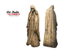 Art Studio.FULL PERM \\ Woman Old Statue