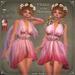 Flutter in the MORNING Dress by Caverna Obscura - Maitreya, SLINK Physique, Belleza Freya