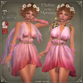 Flutter in the MORNING Dress by Caverna Obscura - Maitreya, SLINK Physique, Belleza Freya