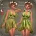 Flutter in the FOREST Dress by Caverna Obscura - Maitreya, SLINK Physique, Belleza Freya