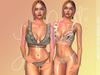 [LC] Lola Ruffle Bikini / Maitreya / Slink / Belleza / Tonic / HUD
