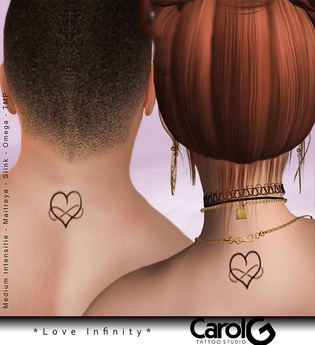 Love Infinity - Valentine's Day [CAROL G]