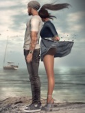 <EMOZIONE> Couple Pose **Can You Feel It**! [BAG]