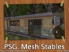 .PSG. Stables for Horses and Other Farm Animals