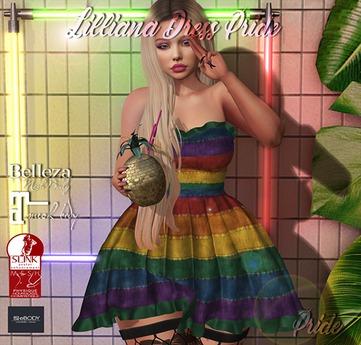 ~N~ Lilliana Dress Pride <3