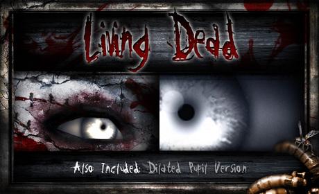 REPULSE - Living Dead Eyes (Vampire Eyes, Demon Eyes, Zombie Eyes, Lycan Eyes, Drow Eyes)