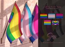 sass [LGBTQ Pride Flag]