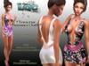 *LQC* ♕ Veracruz Summer outfit (dress-shoes-necklace) ♕
