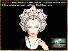 DEMO Bliensen + MaiTai Hair - Marcella - French Hood