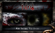 REPULSE - Putrid Eyes (Vampire Eyes, Demon Eyes, Zombie Eyes, Lycan Eyes, Drow Eyes, Elf Eyes)