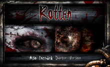REPULSE - Rotten Eyes (Vampire Eyes, Demon Eyes, Zombie Eyes, Lycan Eyes, Drow Eyes, Elf Eyes)