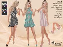 Sweet Temptations :: Nena Outfit - Maitreya, Slink (P, H)) - 18 Textures HUD. Mix & Match