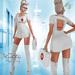 Nurse Uniform - White [Belleza]