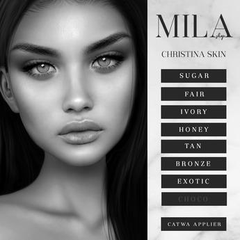 . MILA . Christina Skin (Catwa) DEMO