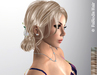 FaiRodis Summer hair updo light blonde2+decoration DEMO pack