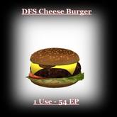 DFS TEXTURE - DFS Cheese Burger