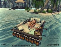 .:Bee Designs:. Cool Summer  Raft  PG