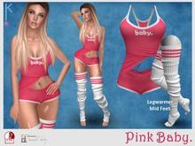 [ICEWERK] Pink Baby