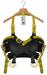 "Elia""Octa""[Maitreya/Belleza] Top - Black&Yellow"