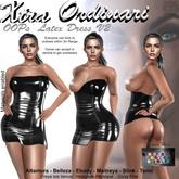 *XO* OOPs Latex Dress V2