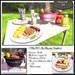 !! Follow US !! Set Mini BBQ Summer party COPY version