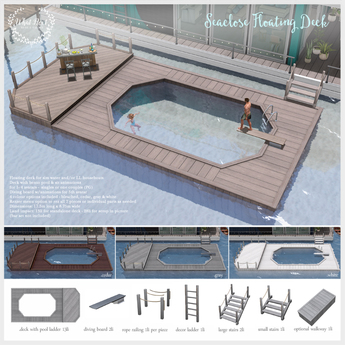 {what next} Seaclose Floating Deck