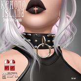 Kemono Island - Spiked Goth Choker