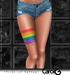 Pride Leg TaTToo [CAROL G]
