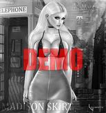::LV:. Madison Skirt - Demo