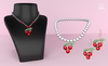 Bowtique - Cherry Charm Jewelry Set