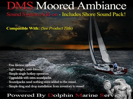 DMS Moored Ambiance add-on (Bandit 380 MV)