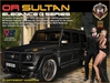 OR SULTAN 4X4 G SERIES