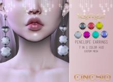 -CINCHIO- Penelope Earrings