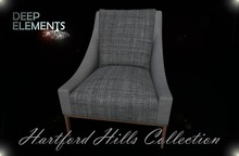 [DeepElements] : (HHC) - Stitch Fabric Chair