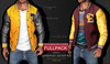 Letterman jacket m5 fullpack