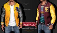 <Kalback> Letterman Jacket M5 FULLPACK