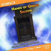 Hands of Omega (HoO) Exterior - Saloon