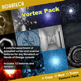 Animated Vortex Texture Pack