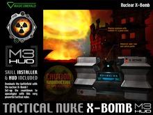 [M3-HUD+Installer] X-Bomb