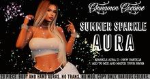 [Cinnamon Cocaine] Summer Sparkle Aura