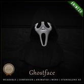 [C] Animesh Follower - Ghostface (Wear)