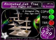 * New * Animated Cat Tree *