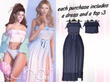 Lunar - Susy Top & Dress