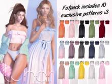 Lunar - Susy Top & Dress - FATPACK